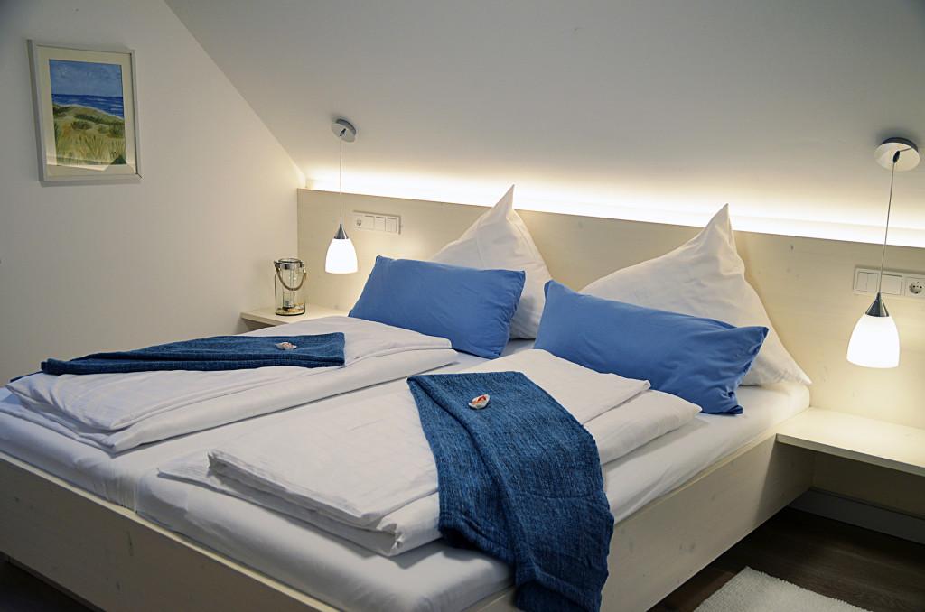 Quartier Nordisch Bett